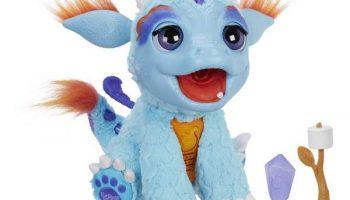 Torch el dragón mágico, juguete estrella de Navidad