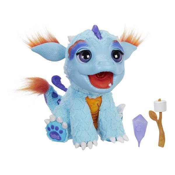 Torch, el dragón mágico, juguete estrella de la Navidad 2016