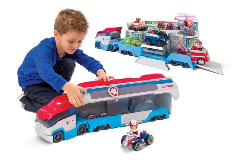 Patrulla Canina: ¡los 10 mejores juguetes para niños!