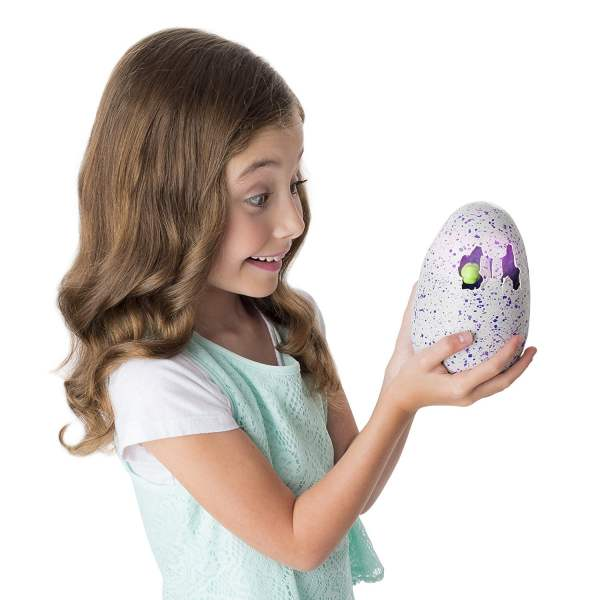 Hatchimals, juguetes infantiles educativos