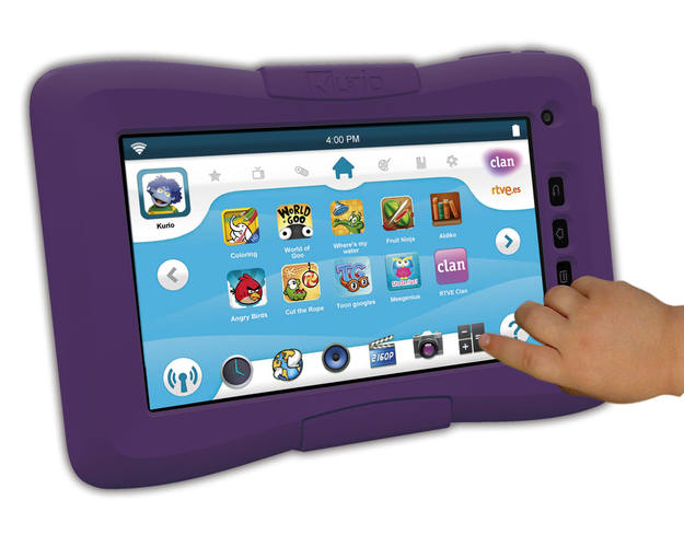 Análisis de la tablet infantil Clan TV Motion Pro