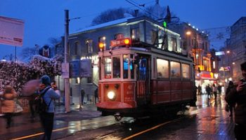 Tranvía Istiklal