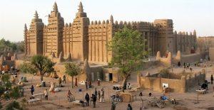 Conocer las mezquitas más bonitas, la Mezquita de Djenne