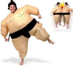 Artículo adultos, disfraz luchador Sumo