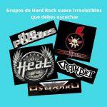 Grupos de Hard Rock sueco irresistibles que debes escuchar