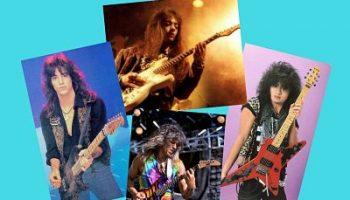 Guitarristas de Rock