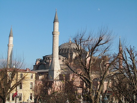 Santa Sofía, Estambul