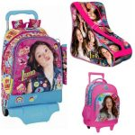 Las mejores bolsas portapatines y mochilas de Soy Luna ¡Descúbrelas!
