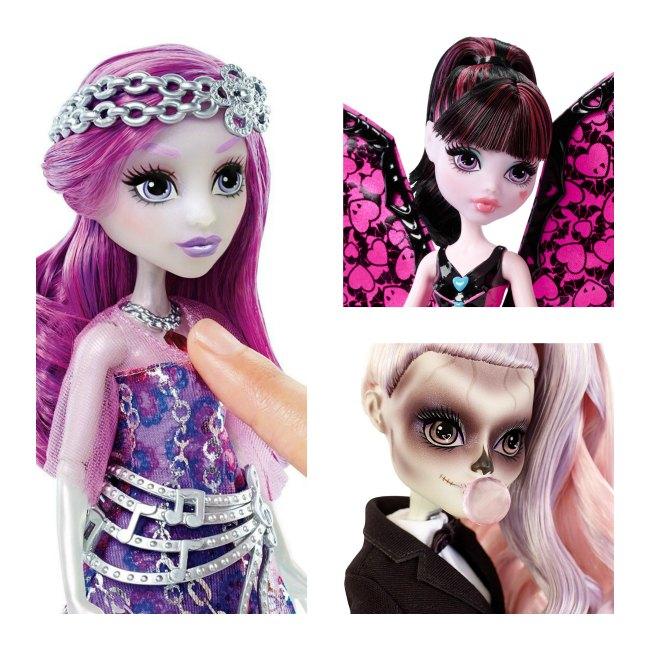 Nuevas muñecas y juguetes Monster High para Navidades 2016/2017