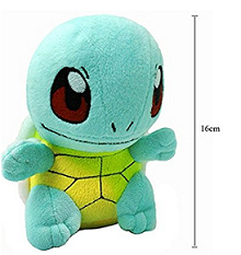 PELUCHES POKEMON SQUIRTLE