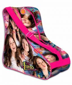 """mochilas de """"Soy Luna"""" y Portapatines"""