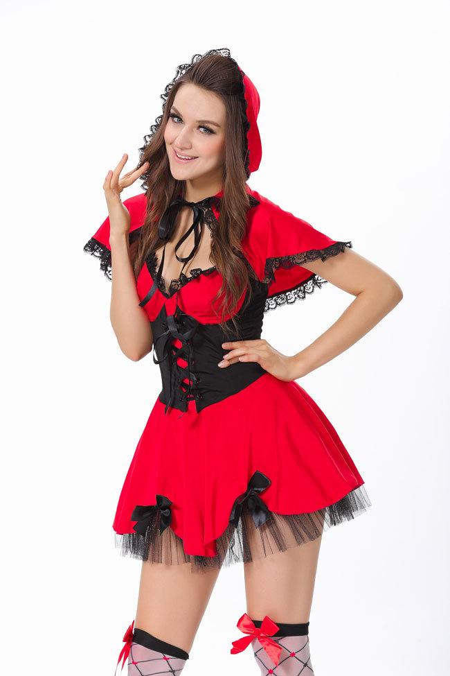 Disfraces Para Halloween De Caperucita Roja.Sexy Nueva Llegada De Halloween Divertido Adultos Disfraces