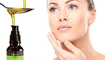Aceite de jojoba para el cuidado de la piel y el pelo