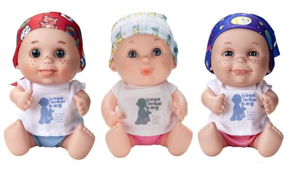 Baby Pelones, las muñecas más dulces y solidarias del mundo