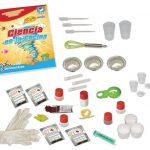 juguete de ciencias y de cocina