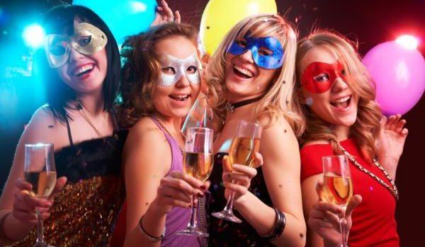 Artículos divertidos para adultos en fiestas