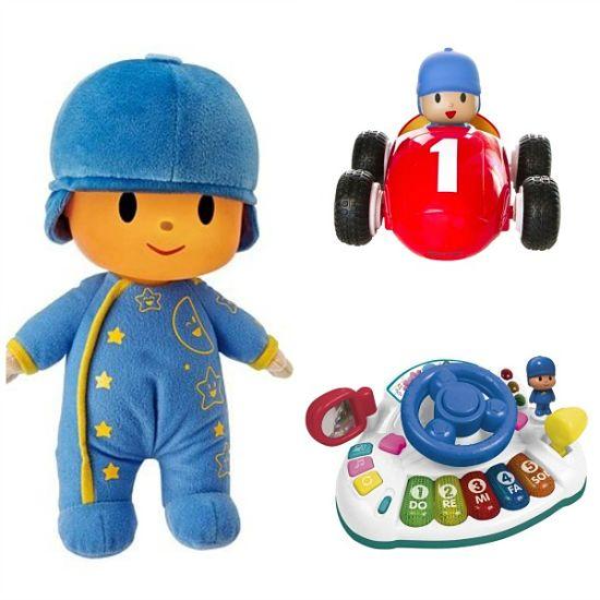 Juguetes de Pocoyó: regala a tu peque un juguete de su personaje favorito