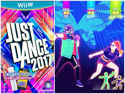 Just Dance 2017: el videojuego más divertido para bailar sin parar