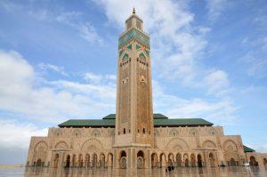 Mezquita Hassan II, conocer las mezquitas más bonitas del mundo