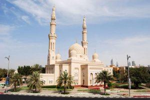 Conocer las mezquitas más bonitas del mundo, mezquita de Jumeirah