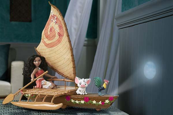 """Juguetes y regalos de """"Vaiana (Moana)"""", de Walt Disney para cumpleaños, Navidad y Reyes"""
