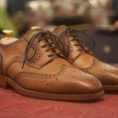 como son los zapatos blucher de mujer