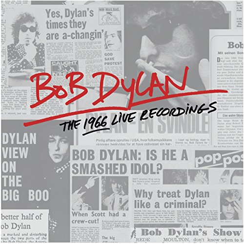 'The 1966 Live Recordings' de Bob Dylan: el regalo definitivo