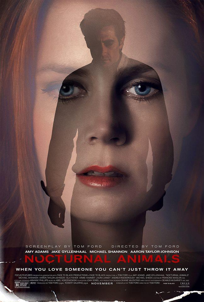 """Crítica de """"Animales Nocturnos"""", de Tom Ford, con Amy Adams y Jake Gyllenhaal"""