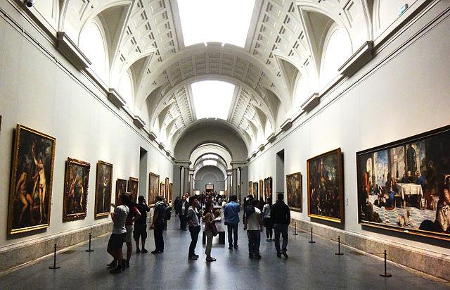 Ir de museos o visitar palacios reales en Madrid en horario gratuito