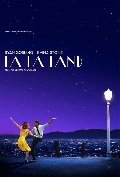 """Ganadores de los Globos de Oro 2017: """"La La Land"""", Mejor Película de Comedia"""