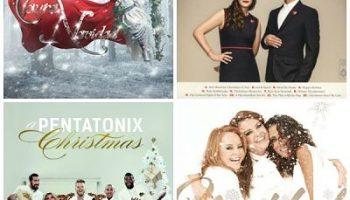 Discos de Navidad 2016