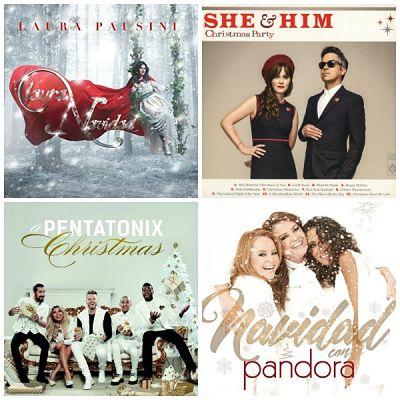 4 nuevos discos de Navidad para llenar de música estas fiestas
