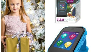 smartwatch de Clan