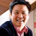"""Yu Hua, autor de su ópera prima """"Los gritos en la llovizna"""""""