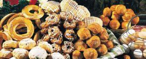 Recetas artesanales, en dulces de conventos
