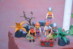 Novedades de Playmobil: Un grupo de peligrosos Vikingos. Adzubenam Villullas