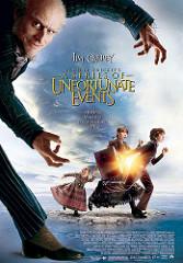 Poster de la película Una serie de catastróficas desdichas, image by Aaron Mok