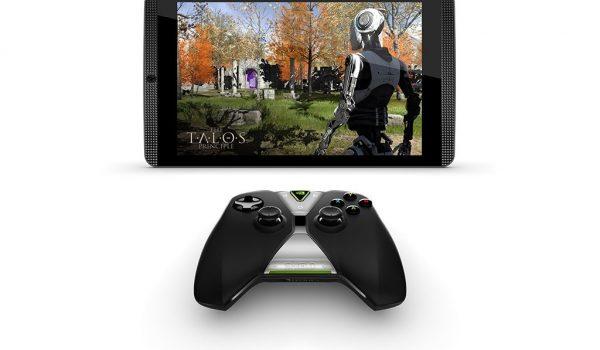 Nvidia Shield K1 dos años como mejor tablet gaming 2017 incluido