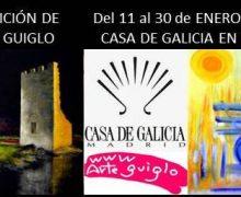 En Casa Galicia de Madrid, expo de Arte GUIGLO