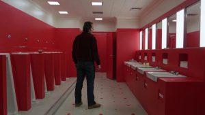 Escena de baño de El Resplandor