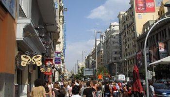 Turismo shopping.Turismo de Compras en Gran Via