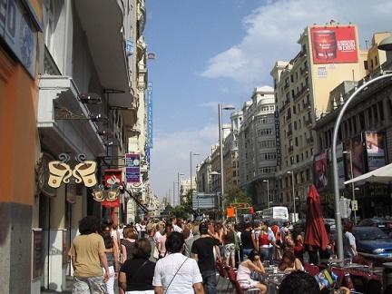 Guía de compras en Madrid; turismo shopping en la capital de España