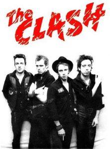 Imagen del grupo de musica The Clash