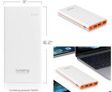 batería externa Lumsing Glory Series P1 Plus 15000mAh