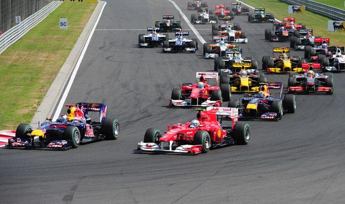 Automovilismo: así será el Mundial de Fórmula 1 2017