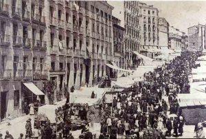 El Rastro en el siglo XIX
