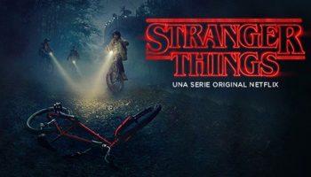 cartel de stranger things