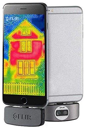 cámara térmica barata para smartphon
