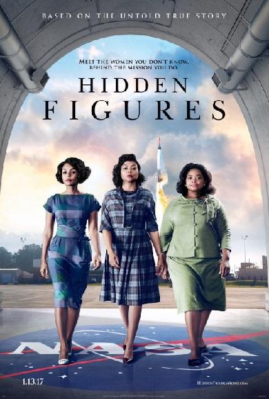 """Crítica de """"Talentos Ocultos (Hidden Figures)"""", con Taraji P. Henson y Octavia Spencer"""