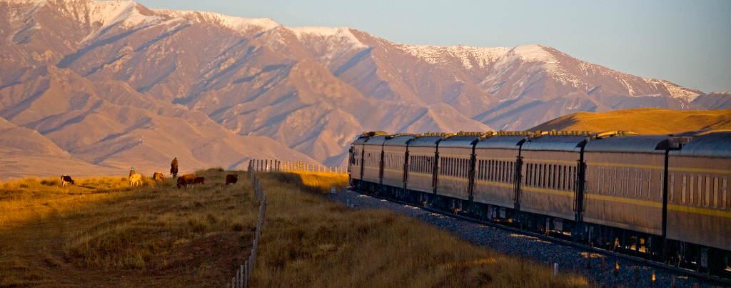 Recorrer Asia en tren: las más espectaculares rutas ferroviarias
